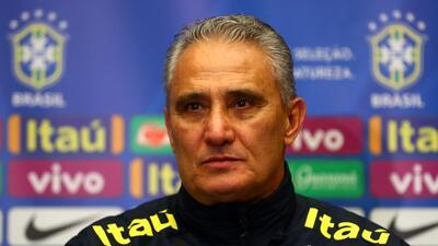 Brasil renovó a su entrenador Tite hasta el Mundial de Catar 2022