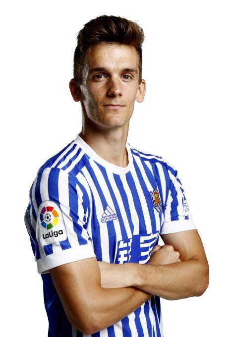 Diego Llorente (Real Sociedad)