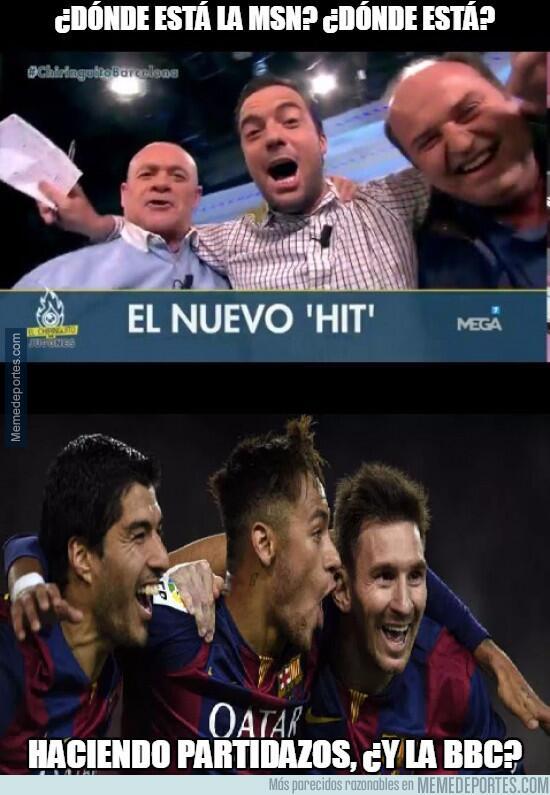 La lucha por La Liga también se vive en los memes MMD_1007813_sacada_des...