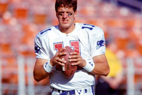 9. Drew Bledsoe (1993).- New England Patriots.