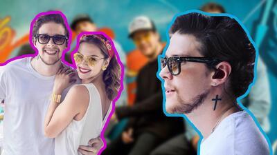 Integrante de Piso 21 llega a Premio Lo Nuestro con una sorpresa: será papá