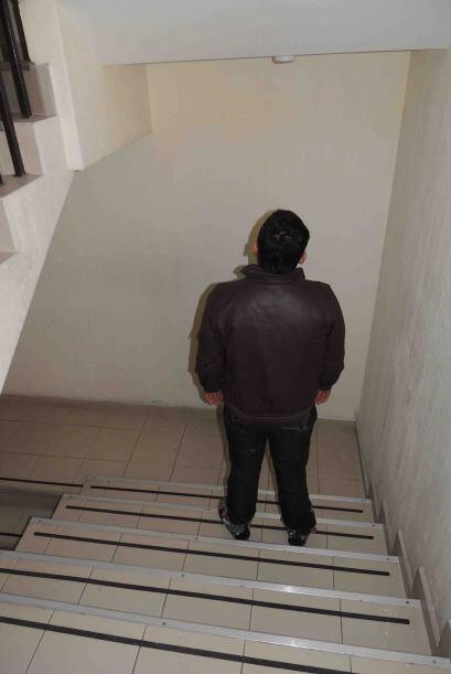 Ángel fue aceptado como refugiado en México por la historia de violencia...