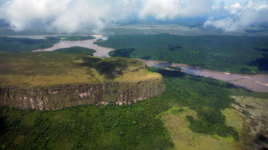 Lugares bellos del mundo, Día de la Tierra, Galavisión