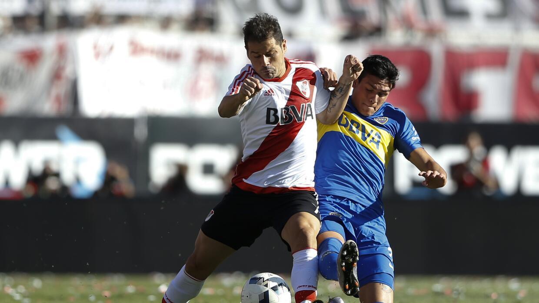 River Plate empató 0-0 con Boca Juniors