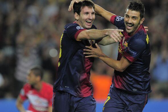 Barcelona remontaba un juego en el que se había metido en problemas.