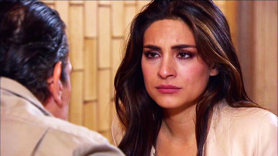 Ana Brenda robó suspiros en 'Lo Imperdonable'