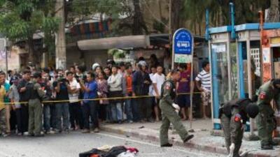 De acuerdo con la investigación, los explosivos -que estaban equipados c...