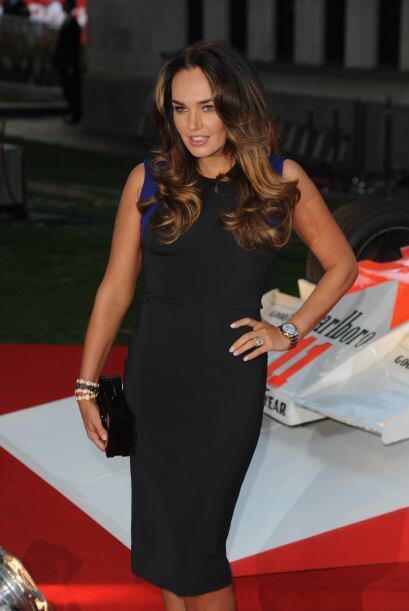 Tamara Ecclestone, es la bella hija del presidente de la F1.