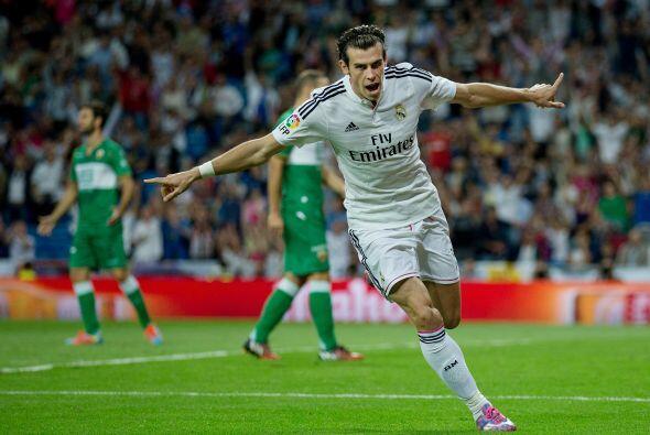 Otro merengue que se suma a la lista es Gareth Bale, el galés ha tenido...