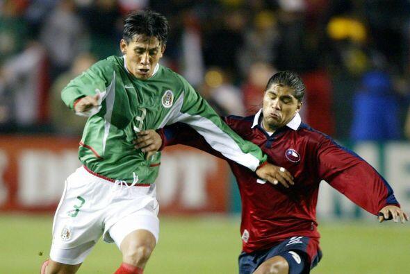 Tres años después México y Chile tendrían un nuevo amistoso. En ésta oca...