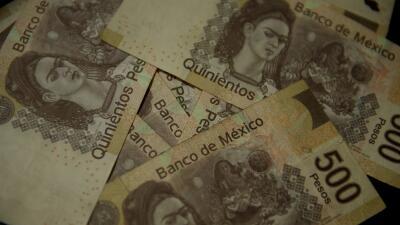 Billetes de 500 pesos mexicanos