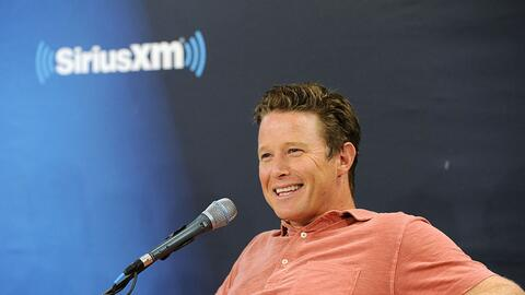 Billy Bush en una entrevista para la NBC News.