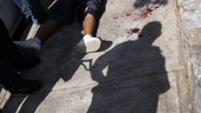 La mañana del sábado, seis jóvenes murieron tras enfrentarse a balazos e...
