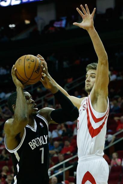 Los Houston Rockets vencieron a los Brooklyn Nets 119-106 en un partido...