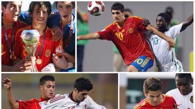 Figuras que surgieron de la última selección de España finalista de un Mundial Sub-17