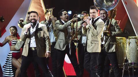El mensaje de la banda El Recodo a 'El Yaki' tras accidente automovilístico
