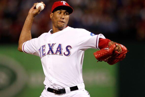 Fue una noche en la que el pitcheo de Texas prefirió pasaportear tres ve...
