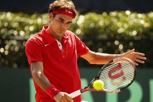 Roger Federer es el deportista con mejor reputación en el mundo y la seg...