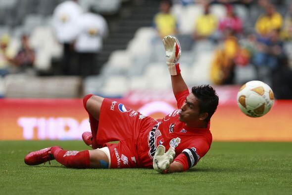 Sánchez sufrió una tarde perfecta del chileno.