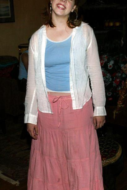 """Lynsey Bartilson, conocida por sus versiones para """"teens"""" de canciones p..."""