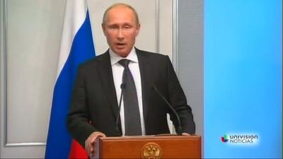 El plan de Putin para un cese al fuego en Ucrania