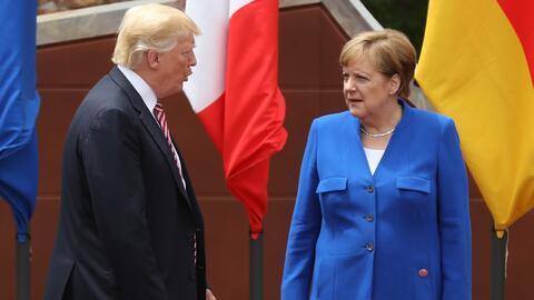 ¿Cuáles han sido los efectos de la primera gira internacional de Donald...