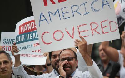 Al menos 22 millones de estadounidenses perderían su cobertura médica pa...