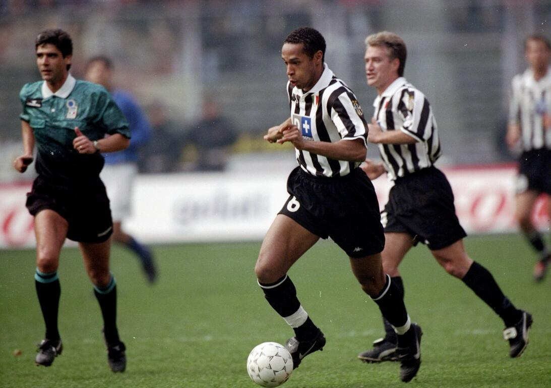 Mónaco-Juventus, una relación de larga data y varios cracks GettyImages-...