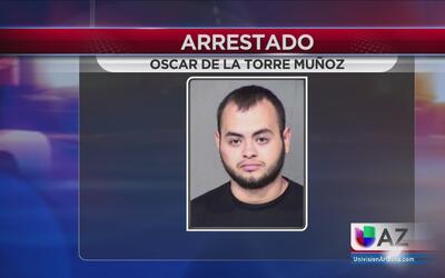 Liberan al arrestado en relación con tiroteos en I-10