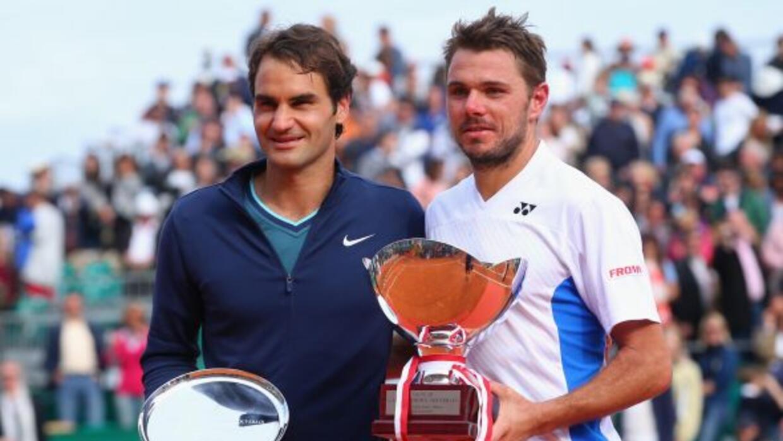El duelo entre Federer y Wawrinka, amigos fuera de la pista, era la prim...