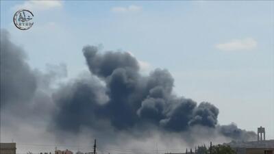 Rusia comienza ataques aéreos en Siria