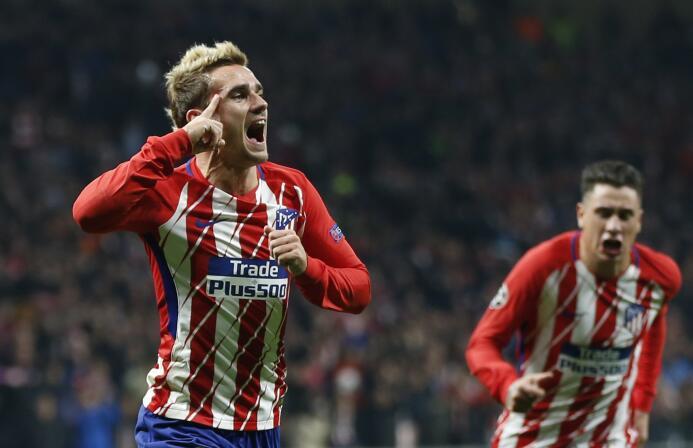 18. Antoine Griezmann (Atlético de Madrid / Francia)