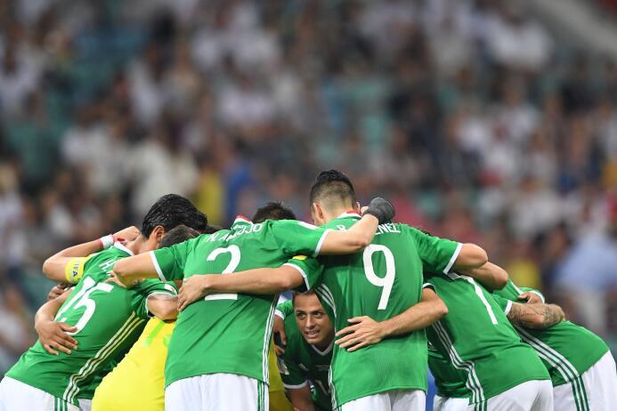 Juan Carlos Osorio, la cara de un México que sufrió contra Alemania en C...