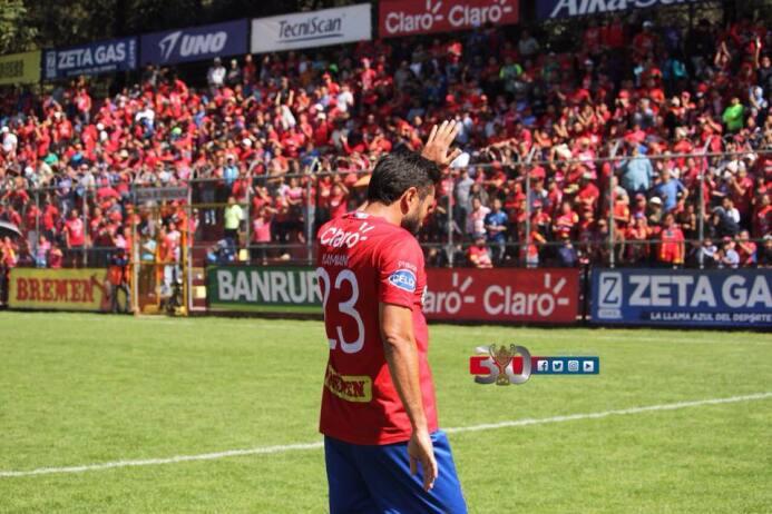 Municipal [2]-0 Suchitepéquez: Carlos Félix marcó su quinto gol en la te...