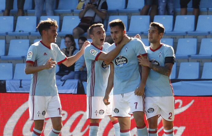 Con Vela, la Real Sociedad remontó y ganó al Celta en Vigo 6363876565009...