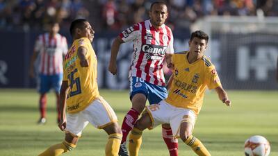 En fotos: La Copa MX comenzó con las sorpresivas derrotas de Tigres y León