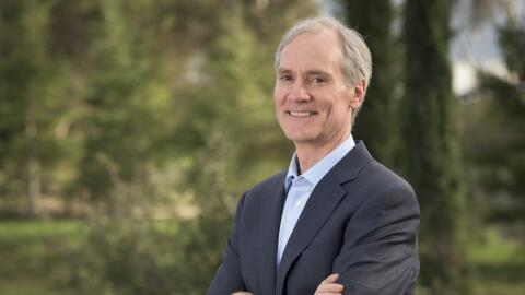 El nuevo presidente de Stanford, Marc Tessier-Lavigne