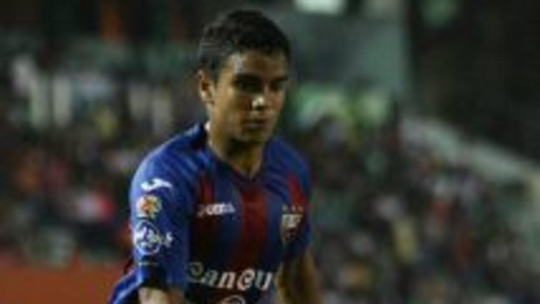 Alberto 'Guamerucito' García.