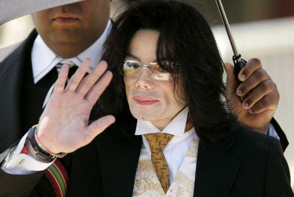 Y a pesar de su muerte, 'El Rey del Pop' todavía no descansa en paz, pue...