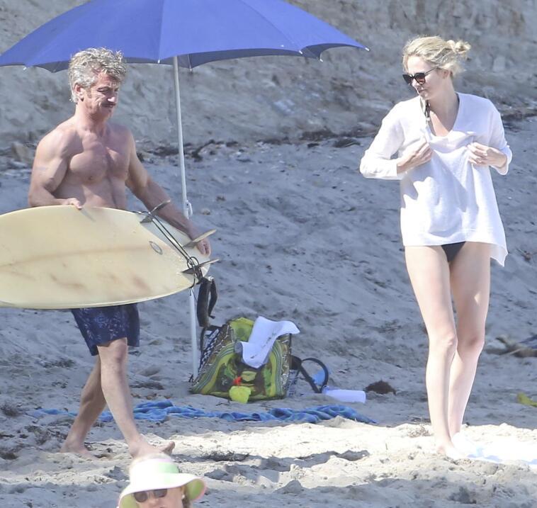 Charlize Theron y Sean Penn