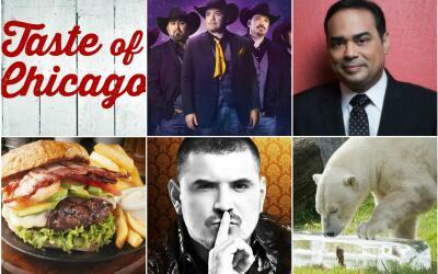 Fin de semana Chicago