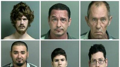Seis predadores capturados en el Condado de Montgomery (**Foto: Montgome...