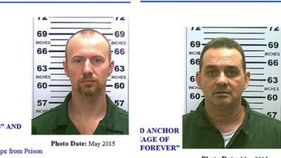 Más de 220 reclusos están prófugos en Estados Unidos