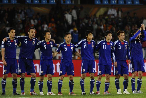 Por una de esas cosas que tiene la Conmebol, la selección japonesa compi...