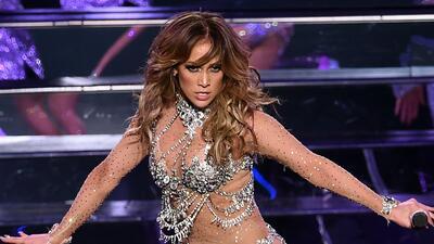 Jennifer López entre las artistas mejor pagadas de la música