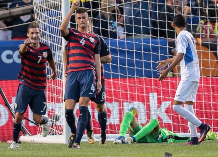 Matt Miazga (Estados Unidos): un gol.
