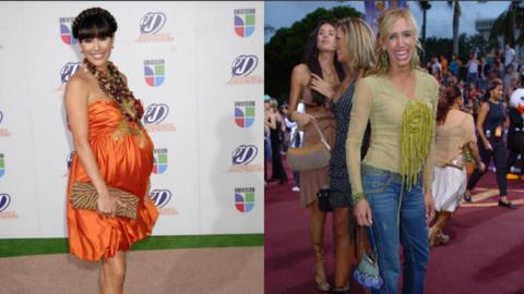 Karla Martínez y Lili Estefan Premios Juventud