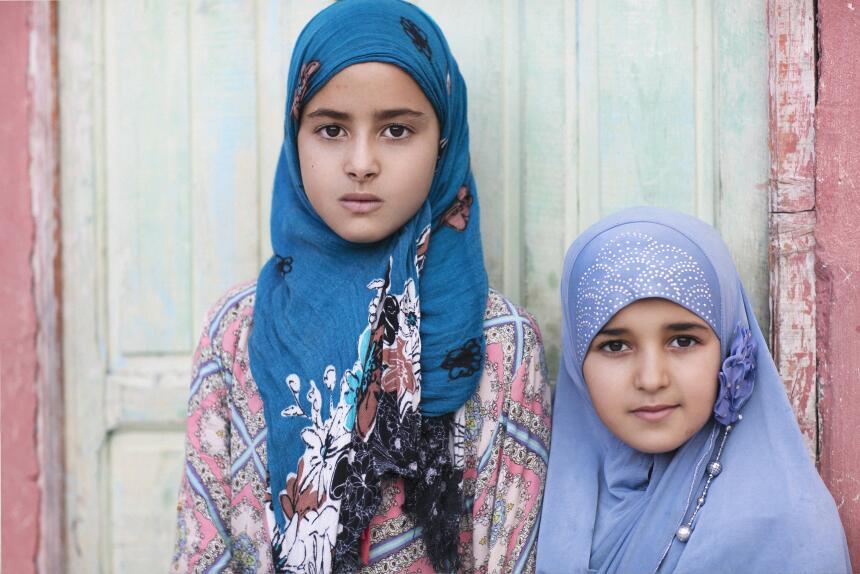 En fotos: las otras caras de la belleza femenina alrededor del mundo qfb...