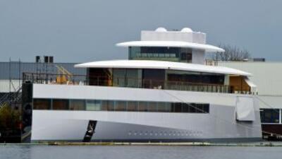 """El nombre de este vehículo acuático es """"Venus"""", mide 80 metros de largo..."""