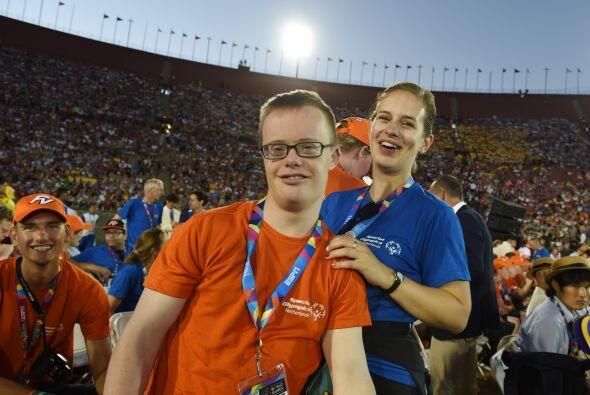 Más de 7 mil atletas con diferentes discapacidades hicieron vibrar al Co...